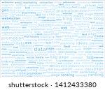 seo  search engine optimization ... | Shutterstock .eps vector #1412433380