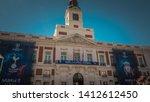 madrid   spain   05 31 2019 ... | Shutterstock . vector #1412612450