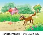 Children's Fairy Tales Greedy...