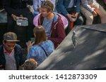 london  uk   18 may  2019   a...   Shutterstock . vector #1412873309
