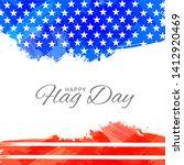 illustration of flag day... | Shutterstock . vector #1412920469