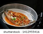 Steamed Fish With Lime And...