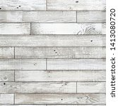 tiling white washed barn wood... | Shutterstock .eps vector #1413080720