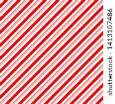 Candy Cane Stripes Seamless...