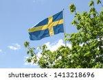 The Flag Of Sweden  Swedish ...
