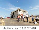 broadstairs  kent  uk   may 23  ...   Shutterstock . vector #1413273440