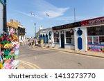 broadstairs  kent  uk   may 23  ...   Shutterstock . vector #1413273770