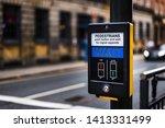 Pedestrian Crossing Button In...