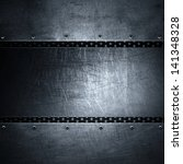 metal background   Shutterstock . vector #141348328
