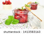 Delicious Strawberry Jam In...