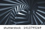 dark modern abstract background ...   Shutterstock . vector #1413795269