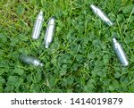 discarded laughing gas... | Shutterstock . vector #1414019879
