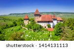 Viscri Fortified Church In...