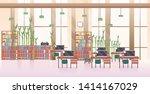 empty no people open space...   Shutterstock .eps vector #1414167029