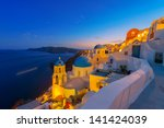 Greece Santorini Island In...