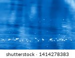 bubbles on the surface of the... | Shutterstock . vector #1414278383