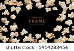 Popcorn Frame With Space For...