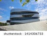 stuttgart  germany   may 31 ... | Shutterstock . vector #1414306733