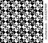 geometric seamless pattern.... | Shutterstock .eps vector #1414329989