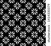 geometric seamless pattern.... | Shutterstock .eps vector #1414330379