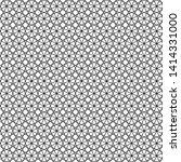 geometric seamless pattern.... | Shutterstock .eps vector #1414331000