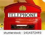 london  uk   november 22  2018  ...   Shutterstock . vector #1414372493