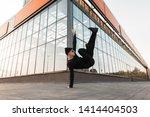 modern young professional man... | Shutterstock . vector #1414404503