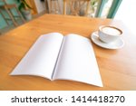 blank catalog  magazines book... | Shutterstock . vector #1414418270
