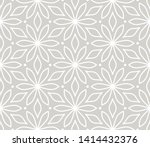 modern simple geometric vector... | Shutterstock .eps vector #1414432376