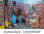 london  uk   september 12  2018 ...   Shutterstock . vector #1414545569