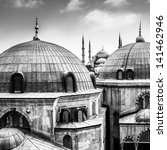 Blue Mosque Or Sultan Ahmed...