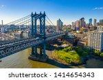 New York  New York  Usa Skyline ...