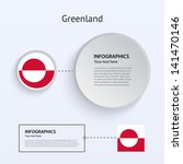 greenland country set of...
