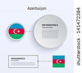 azerbaijan country set of...