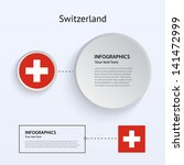 switzerland country set of...