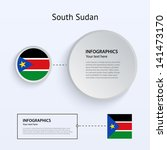south sudan country set of...