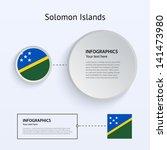 solomon islands country set of...