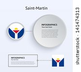 saint martin country set of...