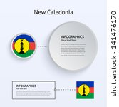 new caledonia country set of...
