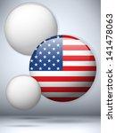 vector   united states flag... | Shutterstock .eps vector #141478063