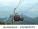 bana hill danang vietnam   7... | Shutterstock . vector #1414809293