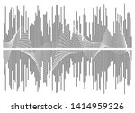 gray equalizer isolated on... | Shutterstock .eps vector #1414959326