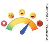 creative vector illustration of ... | Shutterstock .eps vector #1415003843