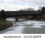 Waterscapes in the winter with snow and ice, landscapes, waterscapes, ice, snow, winter
