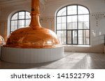 Beer Factory With Large Storage ...