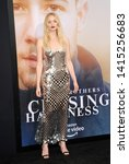 sophie turner at the premiere... | Shutterstock . vector #1415256683