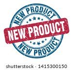 new product vintage round... | Shutterstock .eps vector #1415300150
