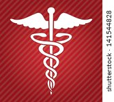 blood donation background...   Shutterstock .eps vector #141544828