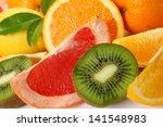 ripe fruit   Shutterstock . vector #141548983