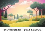 vector illustration background... | Shutterstock .eps vector #1415531909